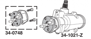 Quick Ratio Power Steering Gear