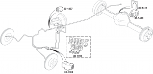 Pre-Bent Stainless Steel Brake Line Kits ... Replace All Brake Lines on Your Truck