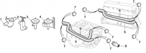 Heater Valves and Hoses