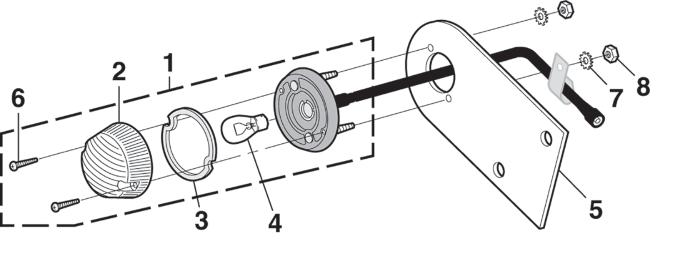 Backup Light - Stepside