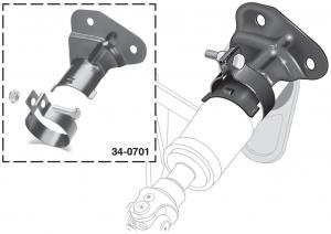 Lower Steering Column Bracket