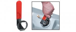 Gas Tank Lock Ring Tool