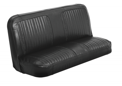 1971-72 Bench Seat Kit - Black