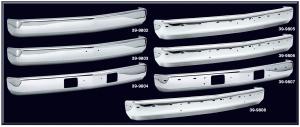 Premium Chrome Bumpers