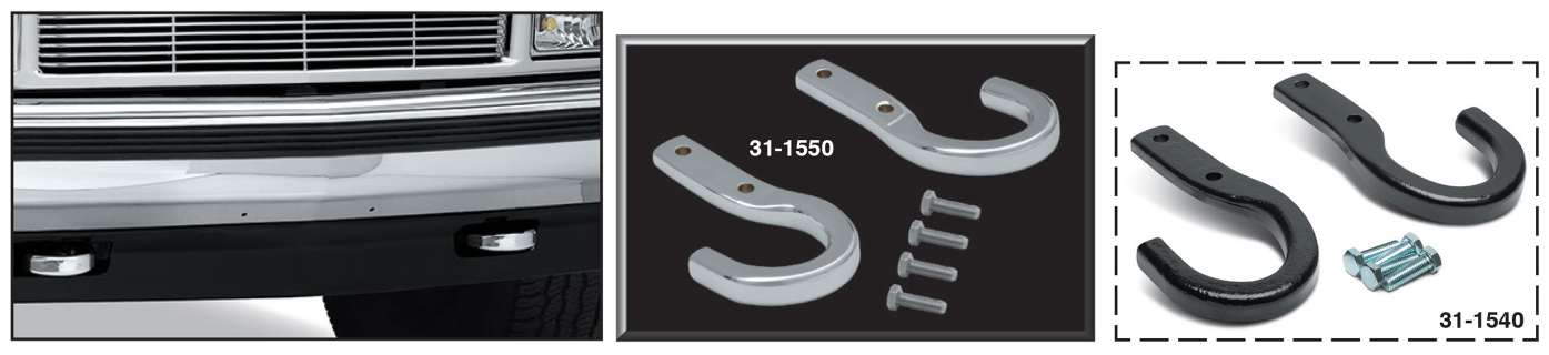 Tow Hook Sets