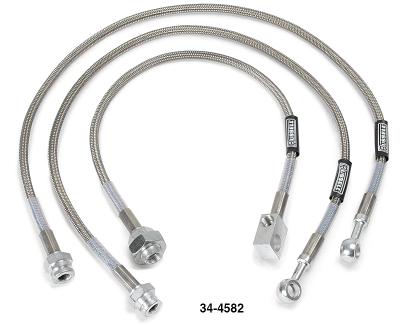 Stainless Steel Brake Hose Sets