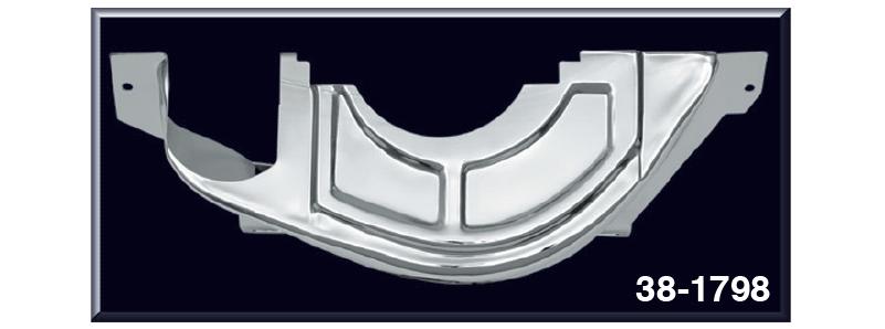 Chrome Flexplate Cover