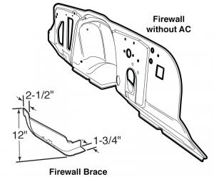 Firewall and Firewall Brace