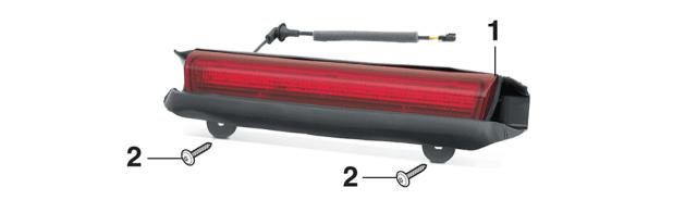 Third Brake Light