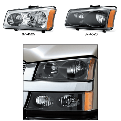 Custom Headlight Sets