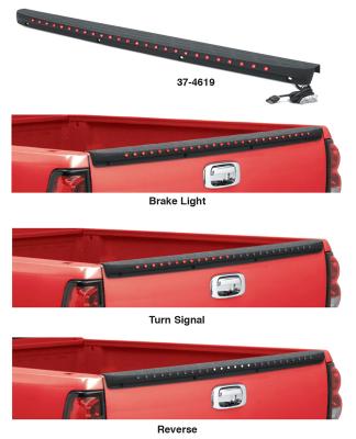5 Function LED Tailgate Spoiler