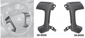 Replacement Steering Wheel Trim