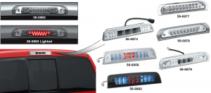 LED Third Brake / Cargo Light ... The Future of Automotive Lighting