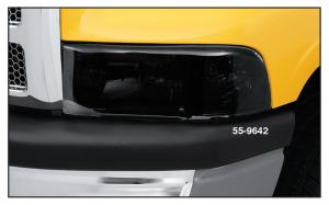 Headlight Covers ... Stylish Protection