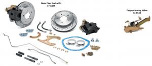1973-87 Rear Disc Brake Conversion Kit