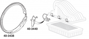 Air Cleaner Clamps