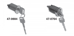 Ignition Cylinders with Keys