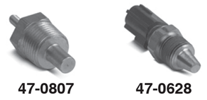 Water Temperature Switches