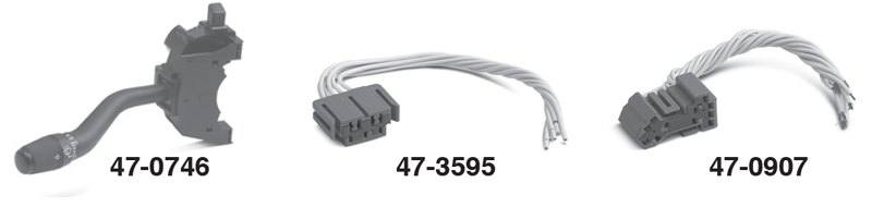 Turn / Dimmer / Wiper Switches