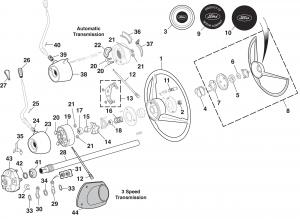 Steering Column Components