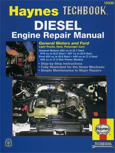 Haynes GM & Ford Diesel Engine Repair Manual