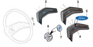 Steering Wheel Components