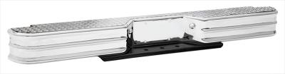 1973-79 Rear Step Bumper-Chrome