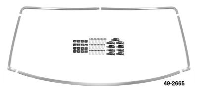 Windshield Molding Kit