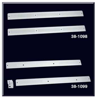 Billet Aluminum Door Insert Panels