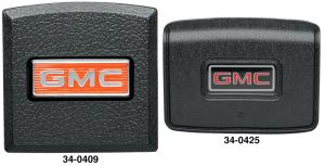 GMC Horn Buttons