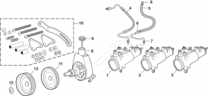 1973-89 Power Steering - Conventional System