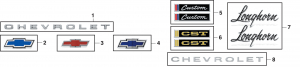 Individual Emblems