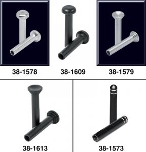 Billet Aluminum Door Lock Knobs