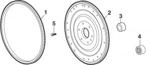 Ring Gear, Flexplate and Flywheel