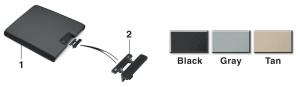 Console Lid Kit