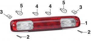 Third Brake / Cargo Light