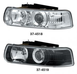 Projector Headlight Set - Chevy