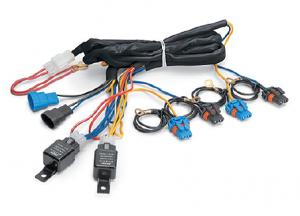 Heavy-Duty Headlight Harness