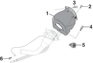Fuel Filler Neck Components