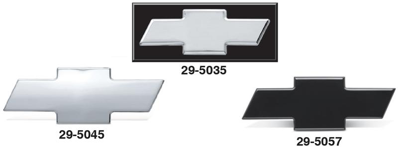 Billet Aluminum Emblems