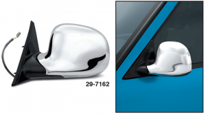 GM Style Reproduction Chrome Door Mirrors