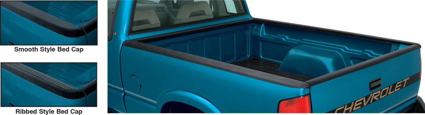 Fleetside ABS Caps Offer Protection with Style