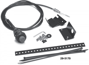 Front Differential Cable Lock Kit ... Not Just an Accessory, a Necessity