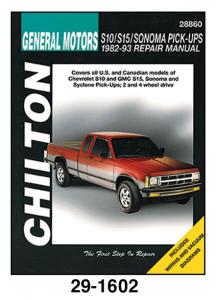 Chilton Manuals