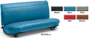 Original Style Vinyl Bench Seat Reupholstery Kits
