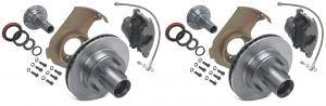 Front Disc Brake Conversion Kit … No More Front Drums