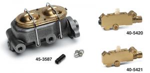 Disc Brake Master Cylinder and Combination Valve