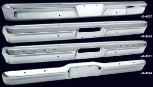 Premium Chrome Bumper