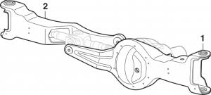 Radius Support Arm