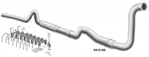 Performance Diesel Single Exhaust System